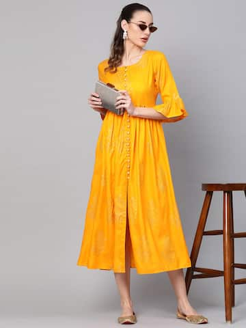 Image result for DARK BRIGHT YELLOW GOWN
