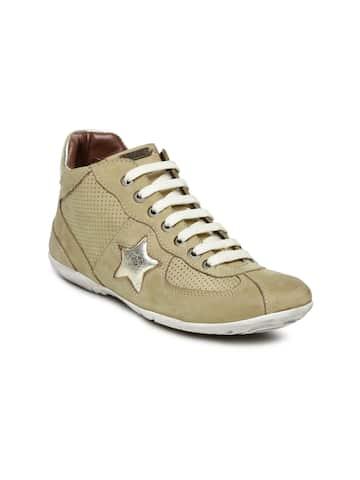 5c0e044aab37 Women Leather Shoe Heels Casual Shoes - Buy Women Leather Shoe Heels ...