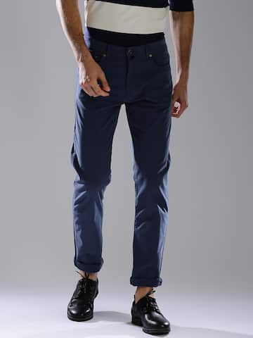 5ef9bfc4dba Men In Trousers - Buy Men In Trousers online in India