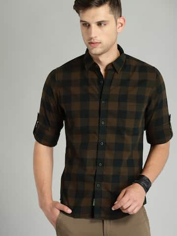 5c5b836613b88 Casual Shirts for Men - Buy Men Casual Shirt Online in India