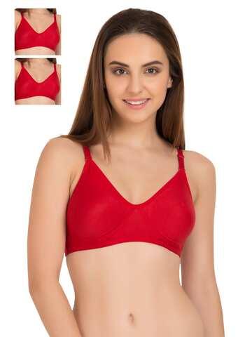 91907223fd7b7 Red Bra - Buy Red Bra Online in India - Myntra