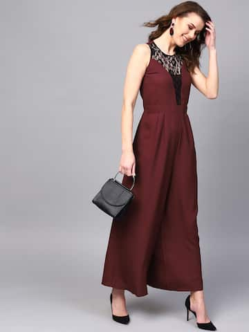 497b87dc86 Jumpsuits - Buy Jumpsuits For Women, Girls & Men Online in India