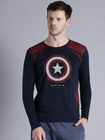 d332f94748d Marvel Clothing - Exclusive Marvel Comics Clothing Store Online - Myntra
