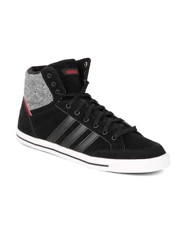 White Adidas Neo Shoes