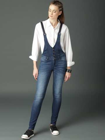 look for 100% quality big sale Dungarees - Buy Dungarees Dress for Women Online - Myntra