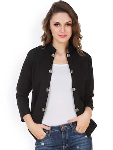 a18f7ad4e Jackets - Buy Leather Jackets, Denim Jackets for Men & Women - Myntra