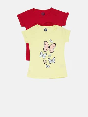 Kids T shirts - Buy T shirts for Kids Online in India Myntra baa4030e7