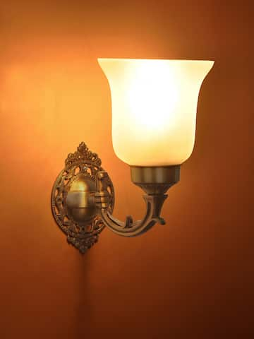 Wall Lamps Lights Buy Decorative Wall Lights Lamps Online Myntra