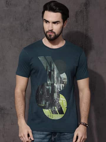 89af41e2ae T-Shirts - Buy TShirt For Men, Women & Kids Online in India | Myntra