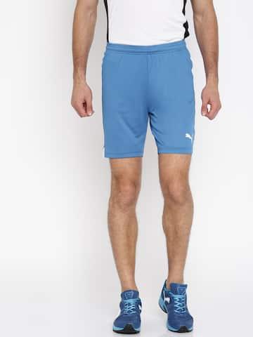 049a076804 Puma Shorts - Buy Puma Shorts Online in India   Myntra