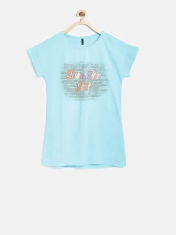 879111625e05e Kids T shirts - Buy T shirts for Kids Online in India Myntra