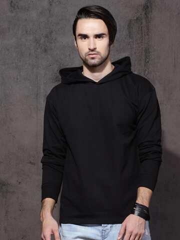 Sweatshirts   Hoodies - Buy Sweatshirts   Hoodies for Men   Women Online -  Myntra de8d353a3