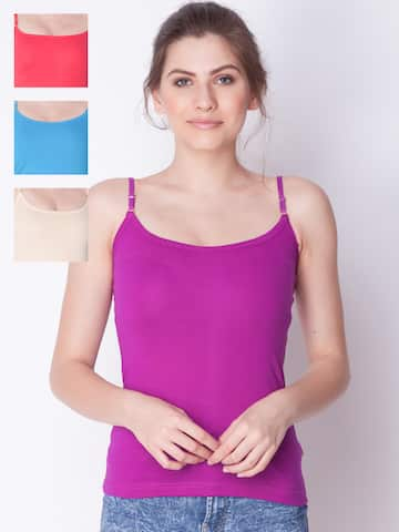 9d5a7f2caa88a Camisoles - Buy Camisole for Women   Girls Online at Best Price