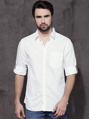 c8f08bb6d243c Casual Shirts for Men - Buy Men Casual Shirt Online in India