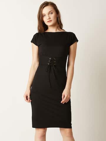 Women Dress Black Dresses Buy Women Dress Black Dresses Online In