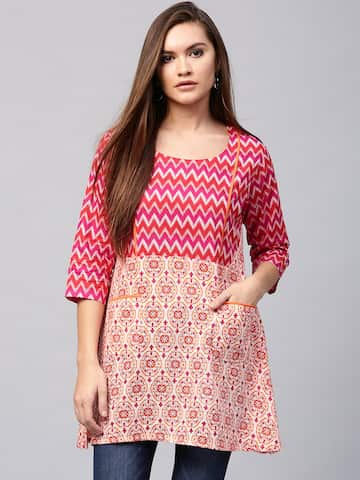 b6af4a6fe0aad Ethnic Tops - Buy Ethnic Wear for Women Online in India