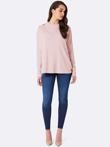 1305aa1be25 Sweaters for Women - Buy Womens Sweaters Online - Myntra