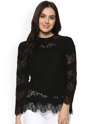 3e2212c0304717 Lace Tops - Buy Lace Tops for Women   Girls Online in India