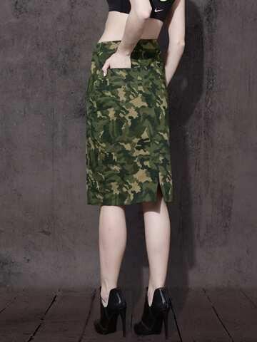 b059bb5fdd7e Pencil Skirt - Buy Pencil Skirt online in India