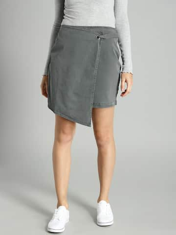 Skirts & Shorts for Women - Buy Ladies Shorts & Skirts