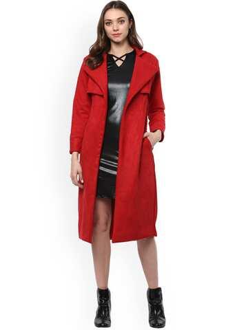 c6e3d5fe090 Coats for Women - Buy Women Coats Online in India