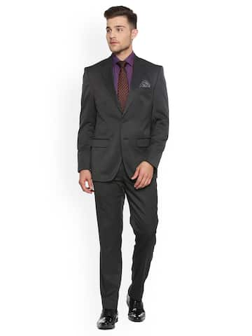a16b8db1bef Suits for Men - Buy Men Suit   Blazer Online