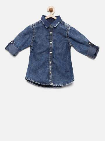 ec219245ea Shirts for Girls - Buy Girl Shirt Online in India