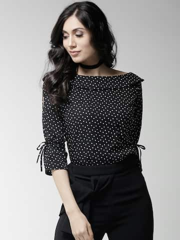 0c418c0c5cd Tops - Buy Designer Tops for Girls & Women Online | Myntra
