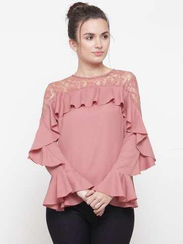 95cd3655 Tops - Buy Designer Tops for Girls & Women Online | Myntra