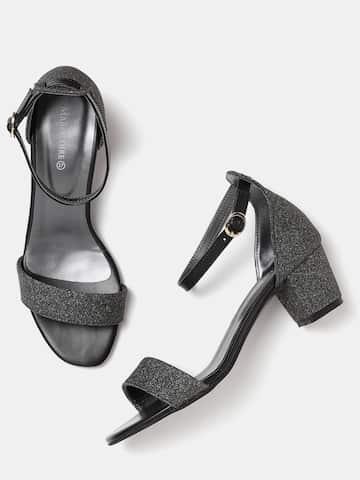 2fd4f7113c1 Heels Online - Buy High Heels, Pencil Heels Sandals Online | Myntra
