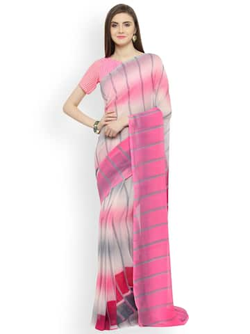 da0ba578beda3 Georgette Sarees - Buy Georgette Saree Online in India