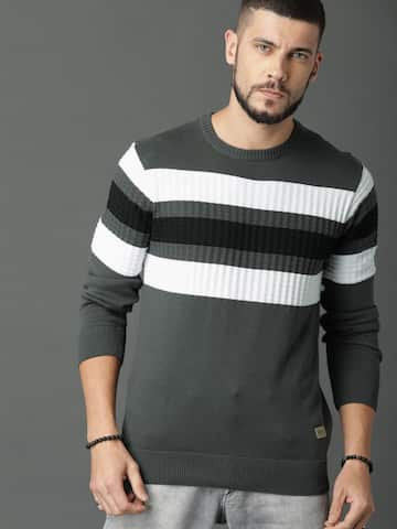 c0d8bdbac Brand Sweaters - Buy Brand Sweaters online in India