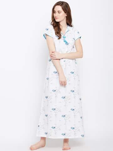 Night Dresses - Buy Night Dress   Nighty for Women   Girls Online 89a32c2a6