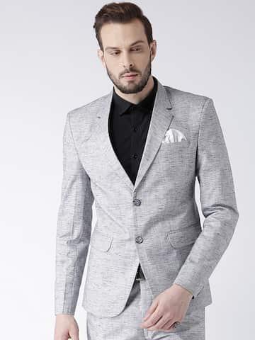 dd7cb2f85656a Blazers for Men - Buy Men Blazer Online in India at Best Price