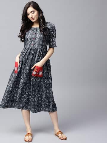 b207715640 Dresses For Women - Buy Women Dresses Online - Myntra
