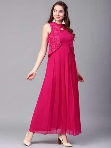Dresses Western For Women S Myntra