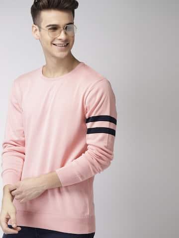 0884e416d56 Men pink sweater buy men pink sweater online in india jpg 360x480 Pink  sweater men