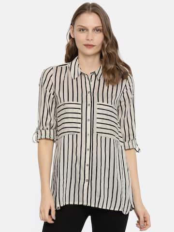 44ecc74b07ced5 Zara Only Shirts - Buy Zara Only Shirts online in India