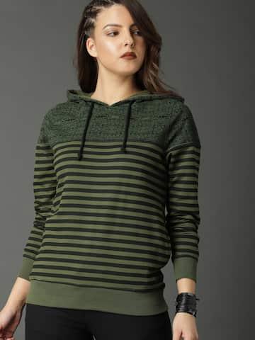 Sweatshirts for Women - Buy Ladies   Women s Sweatshirts Online 66d8bc69f