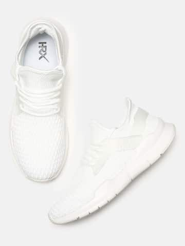 adc705c3c White Shoes - Buy White Shoes Online in India