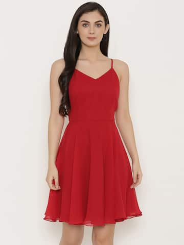 cf839f9fa755 Party Dresses - Buy Partywear Dress for Women & Girls | Myntra
