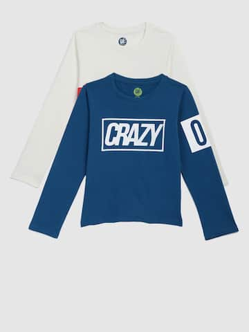 5549a3220 Boys T shirts - Buy T shirts for Boys online in India