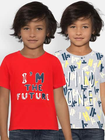 b16983c2 Boys T shirts - Buy T shirts for Boys online in India