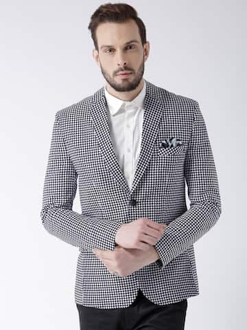 2415aaa92 Blazers for Men - Buy Men Blazer Online in India at Best Price