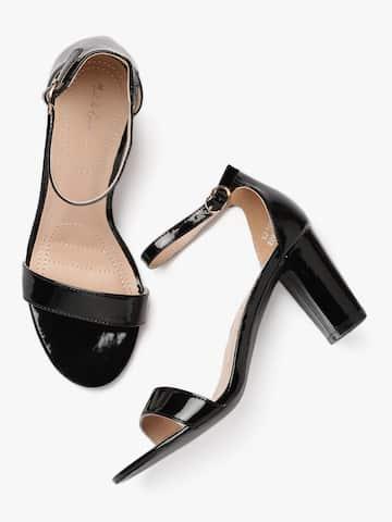 7ee5780a0 Heels Online - Buy High Heels, Pencil Heels Sandals Online | Myntra