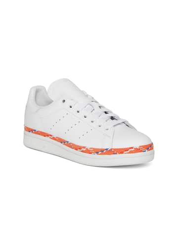 76e3cd3c144816 Adidas Stan Smith Sneakers - Buy Stan Smith Shoes and Sneakers Online in  India - Myntra
