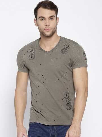 97e7fe9d6b7a Buy Being Human T-Shirts Online For Men At Myntra