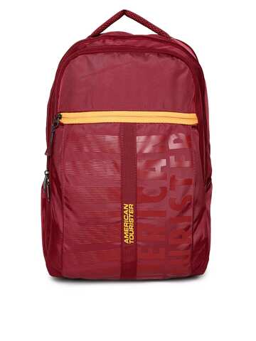 American Tourister Backpacks - Buy American Tourister Backpacks Online in  India 2a1da46183630
