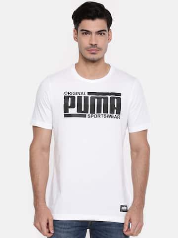1c20e99036e5 Puma T shirts - Buy Puma T Shirts For Men   Women Online in India