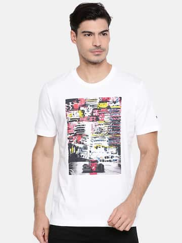 98fccf9be2b Puma T shirts - Buy Puma T Shirts For Men   Women Online in India